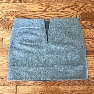 J. Crew Skirts - Jcrew wool mini skirt sz 4